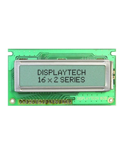 Displaytech 162B LCD