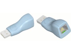 DS9490R# is a  USB adapter for   1-Wire RJ11 network