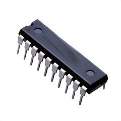 Microchip 20-pin CPU