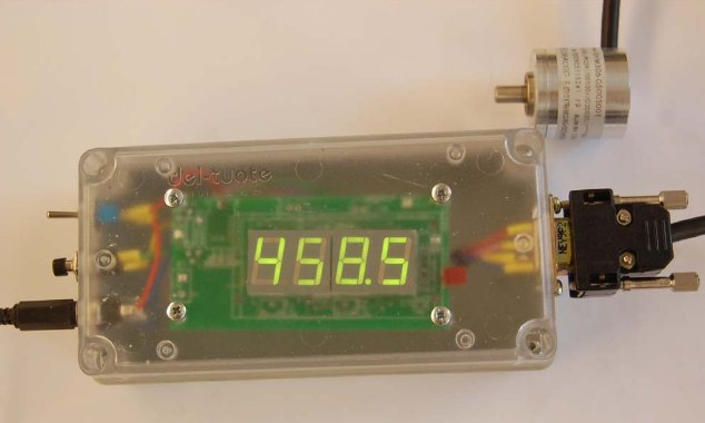 Kart racing engine level meter