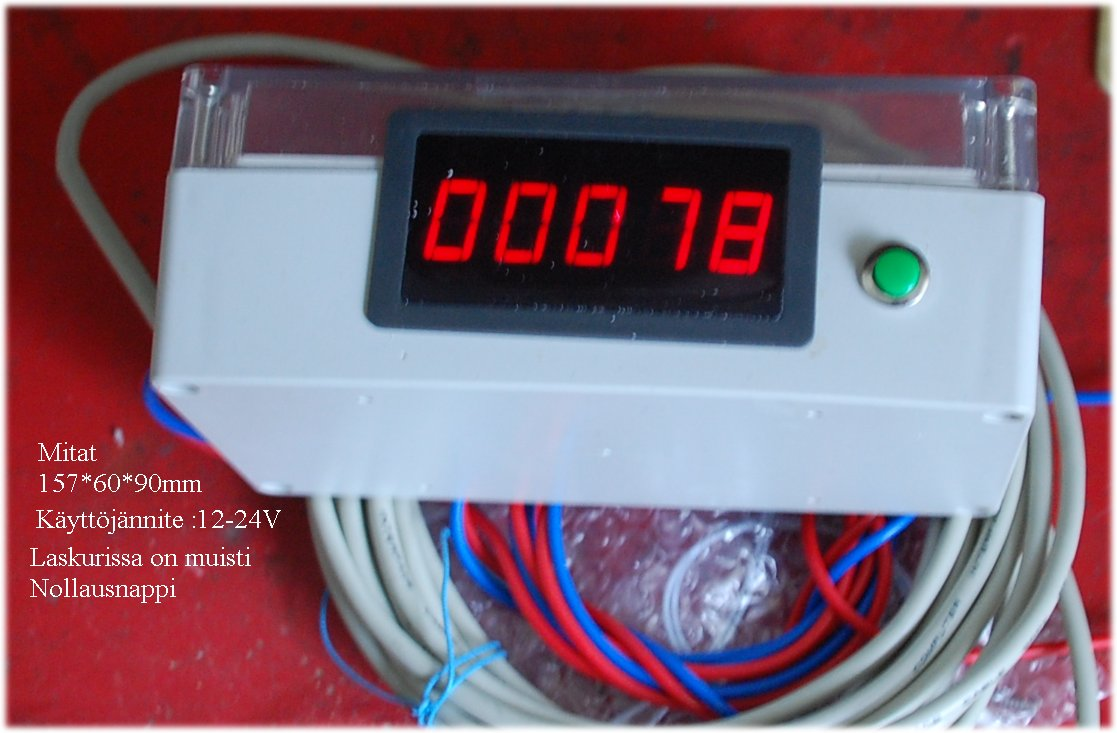 Baler counter 10 c